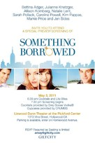Something Borrowed - poster (xs thumbnail)