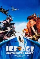 Ice Age: Continental Drift - Advance poster (xs thumbnail)