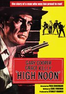 High Noon - DVD movie cover (xs thumbnail)