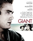 Giant - Blu-Ray cover (xs thumbnail)