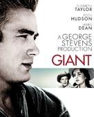 Giant - Blu-Ray movie cover (xs thumbnail)