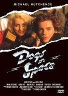 Dogs in Space - DVD cover (xs thumbnail)