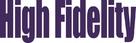 High Fidelity - Logo (xs thumbnail)