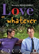 Love or Whatever - DVD cover (xs thumbnail)