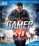 Gamer - Blu-Ray movie cover (xs thumbnail)
