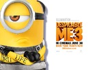 Despicable Me 3 - British Movie Poster (xs thumbnail)
