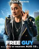 Free Guy - Movie Poster (xs thumbnail)