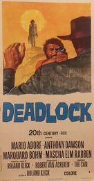 Deadlock - Italian Movie Poster (xs thumbnail)
