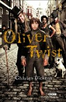 Oliver Twist - British Movie Poster (xs thumbnail)