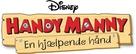 """Handy Manny"" - Danish Logo (xs thumbnail)"