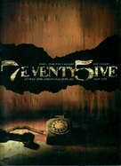 7eventy 5ive - DVD cover (xs thumbnail)