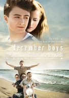 December Boys - German Movie Poster (xs thumbnail)