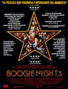 Boogie Nights - Spanish Movie Poster (xs thumbnail)