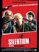 Silentium - Austrian Movie Poster (xs thumbnail)