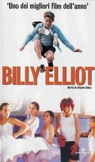 Billy Elliot - Italian VHS movie cover (xs thumbnail)