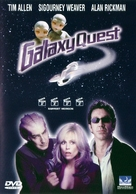 Galaxy Quest - Swedish DVD cover (xs thumbnail)