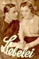 Liebelei - German poster (xs thumbnail)
