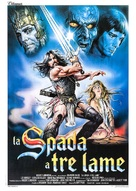 The Sword and the Sorcerer - Italian Movie Poster (xs thumbnail)