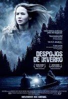 Winter's Bone - Portuguese Movie Poster (xs thumbnail)