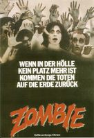 Dawn of the Dead - German Movie Poster (xs thumbnail)
