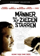 The Men Who Stare at Goats - German DVD cover (xs thumbnail)