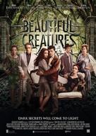 Beautiful Creatures - Belgian Movie Poster (xs thumbnail)
