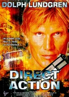 Direct Action - French DVD cover (xs thumbnail)