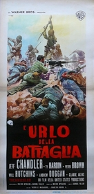Merrill's Marauders - Italian Movie Poster (xs thumbnail)