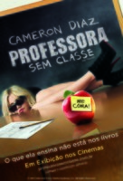 Bad Teacher - Brazilian Movie Poster (xs thumbnail)