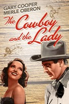 The Cowboy and the Lady - DVD movie cover (xs thumbnail)