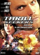 The Time Shifters - German DVD cover (xs thumbnail)