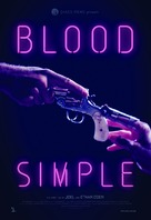 Blood Simple - Movie Poster (xs thumbnail)