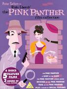 The Pink Panther - British DVD movie cover (xs thumbnail)