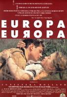 Europa Europa - Spanish Movie Poster (xs thumbnail)
