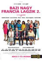 Qu'est-ce qu'on a encore fait au bon Dieu? - Hungarian Movie Poster (xs thumbnail)