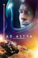 Ad Astra - Hungarian Video on demand movie cover (xs thumbnail)