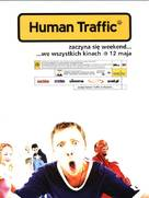 Human Traffic - Polish Movie Poster (xs thumbnail)
