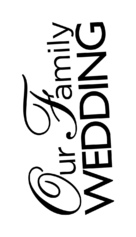 Our Family Wedding - Logo (xs thumbnail)