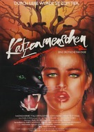 Cat People - German Movie Poster (xs thumbnail)