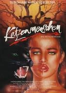 Cat People - German Movie Poster (xs thumbnail)