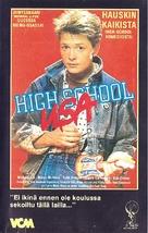 High School U.S.A. - Finnish VHS cover (xs thumbnail)