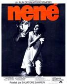 Nenè - French Movie Poster (xs thumbnail)