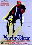 Barbe-Bleue - French Movie Poster (xs thumbnail)
