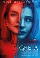 Greta - Swiss Movie Poster (xs thumbnail)