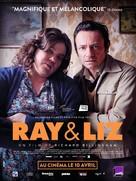 Ray & Liz - French Movie Poster (xs thumbnail)