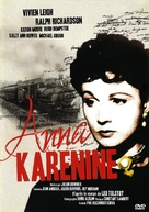 Anna Karenina - French DVD cover (xs thumbnail)