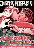 Alfredo, Alfredo - Danish Movie Poster (xs thumbnail)