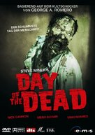 Day of the Dead - German DVD cover (xs thumbnail)