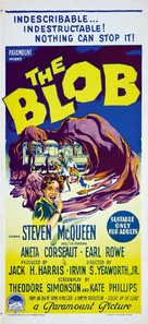 The Blob - Australian Movie Poster (xs thumbnail)
