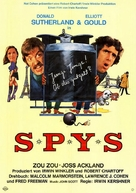 S*P*Y*S - German Movie Poster (xs thumbnail)